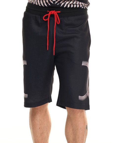 Ur-ID 219353 Hudson NYC - Men Black C C Clips Shorts