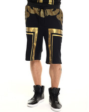 Hudson NYC - Warriors Drawstring Shorts