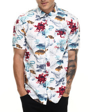 LRG - Underwater High S/S Button-Down