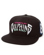 Men - LEGENDARY DOLPHINS SNAPBACK HAT