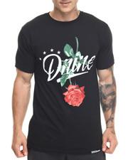 Shirts - FALLEN ROSE TEE