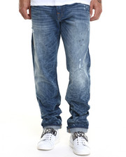True Religion - Geno w Flap Poolside Bleached Jean