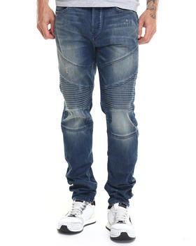 True Religion - Rocco Indigo Moto Jean