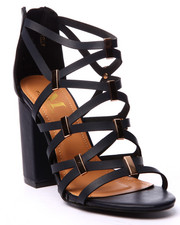 Women - Kelly Strappy Heel Sandal