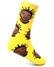40s & Shorties - O.D.B. Socks