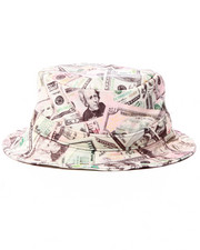 Men - MONEY BUCKET HAT