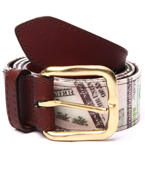 Buyers Picks Men Pradagy Money Belt Green 36 - $23.99