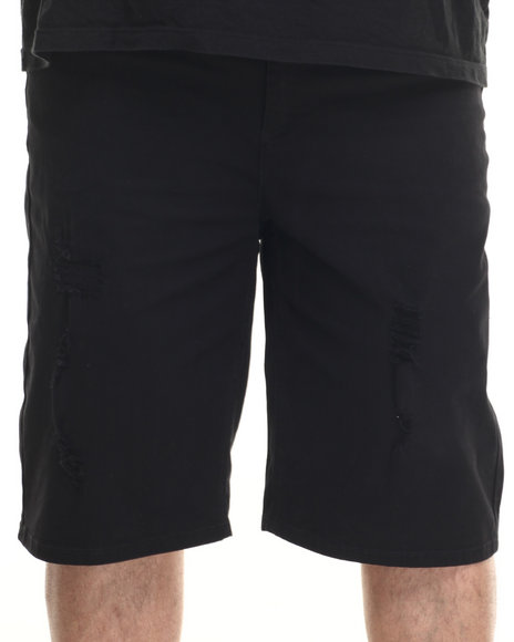 Winchester Black Shorts