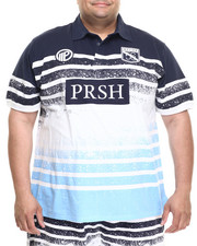 Parish - Ocean Spray Polo (B&T)