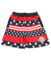 Shorts - STARS & STRIPES SHORTS (2T-4T)