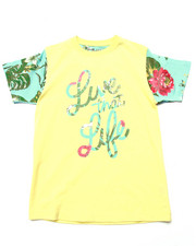 Sizes 8-20 - Big Kids - GOOD LIFE TEE (8-20)