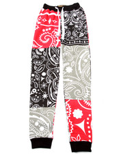 Sweatpants - PAISLEY JOGGER (8-20)