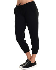 Bottoms - Active Capri Jogger