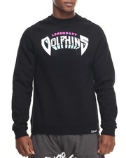 Men - LEGENDARY DOLPHINS CREWNECK SWEATSHIRT