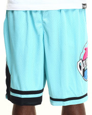 Shorts - LEGENDARY DOLPHINS MESH SHORTS