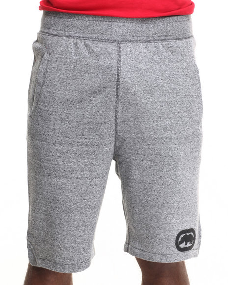Ur-ID 219555 Ecko - Men Grey By The Numbers Knit Short