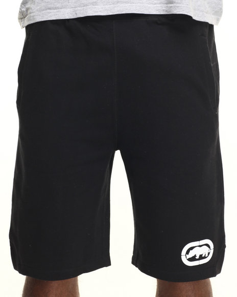 Ecko - Men Black By The Numbers Knit Short