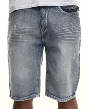 Shorts - Relaxed Denim Short