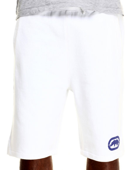 Ur-ID 219554 Ecko - Men White By The Numbers Knit Short