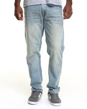 Men - S R Straight - Fit Fashion Denim Jeans