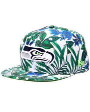 Men - Seattle Seahawks Trop Trip 950 snapback hat