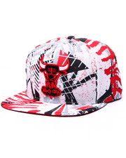 Men - Chicago Bulls Geomet trick 950 snapback hat