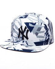 Men - New York Yankees Geomet trick 950 snapback hat