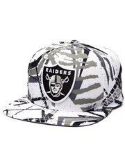 New Era - Oakland Raiders Geomet trick 950 snapback hat