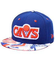 New Era - CLEVELAND CAVALIERS GEOMET TRICK 5950 FITTED HAT