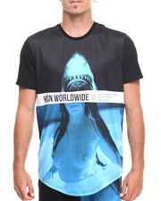 Men - Shark Girl S/S Tee