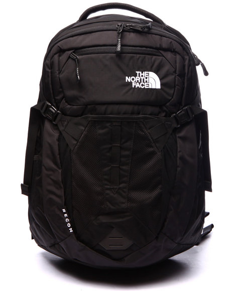 The North Face - Men Black Recon Backpack