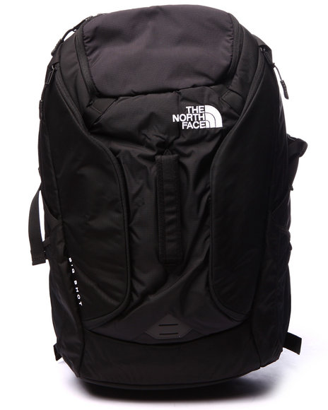 The North Face - Men Black Big Shot Backpack