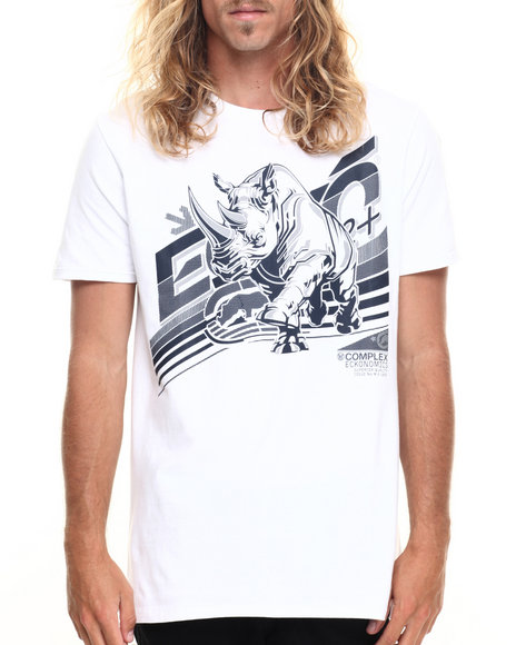 Ecko - Men White Unstoppable T-Shirt - $24.00