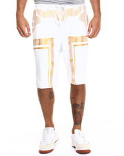 Shorts - Warriors Drawstring Shorts