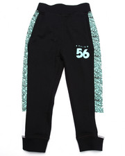 Boys - CUT & SEW JOGGERS (4-7)