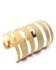 DRJ Accessories Shoppe - Gliter Cuff Bracelet