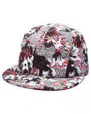 Strapback - Destination Everywhere 5 Panel Hat