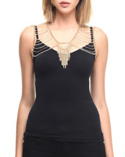 Jewelry - Body Chain Royal Bib Necklace