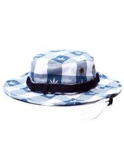 Men - Leaf Blower Boonie Hat
