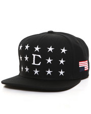 Accessories - U.S.A. Civil Snapback
