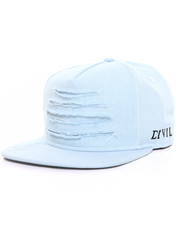 Accessories - Denim Thrash Snapback
