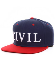 Accessories - Civil Trap Snapback