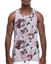 Men - Kilauea Tank