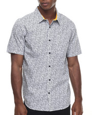 LRG - Artosport S/S Button-Down