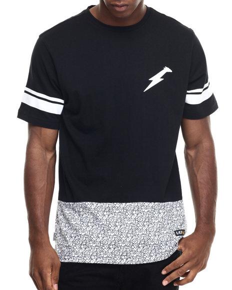 Lrg Men Le Sport T-Shirt Black Small