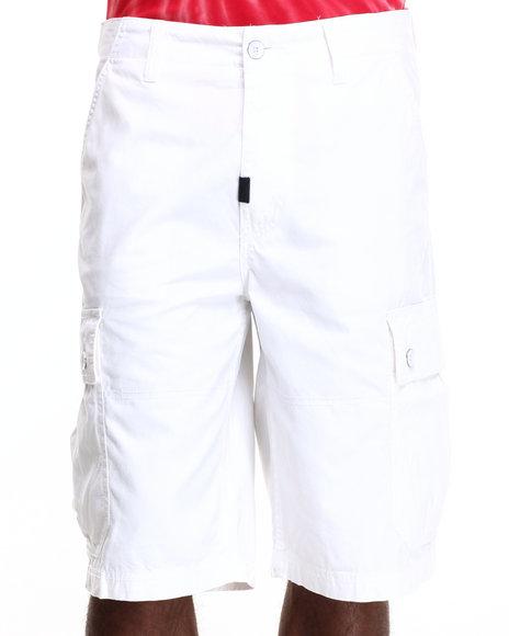 Ur-ID 219756 LRG - Men White Rc Classic Cargo Short