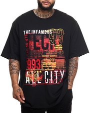 Ecko - All City T-Shirt (B&T)