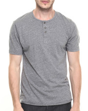 Men - Berkeley S/S Henley Tee
