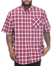 Enyce - Cape Code S/S Button-Down (B&T)