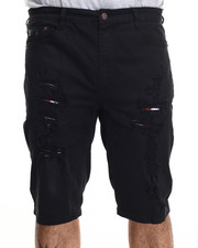 Winchester - Chicago Rip & Repair twill shorts